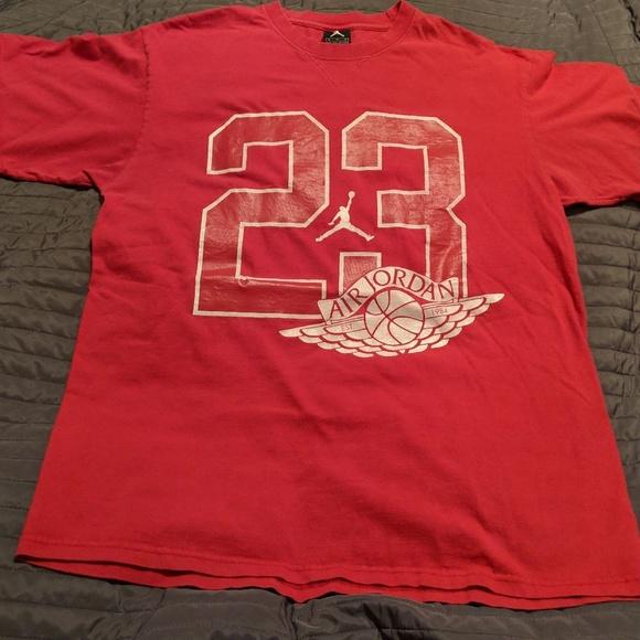 35d5c9b52a7 Jordan Shirts | Vintage Tshirt | Poshmark